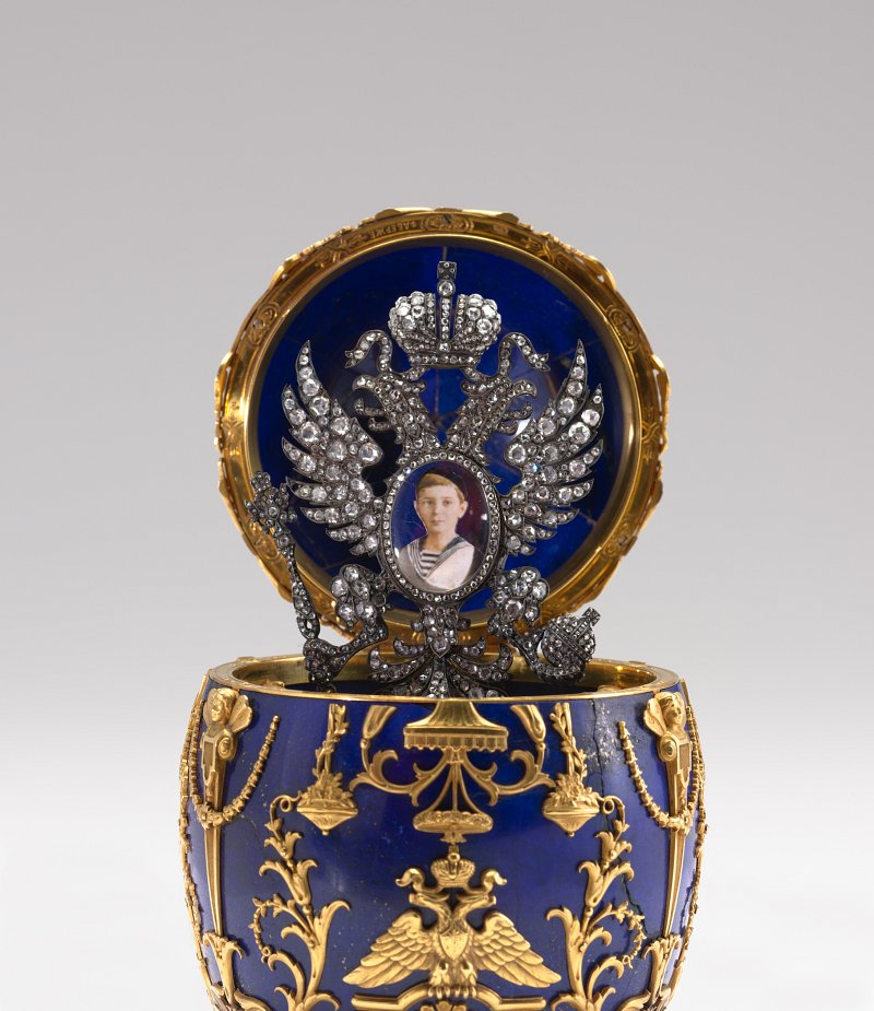 Fabergé Revealed at Peabody Essex Museum